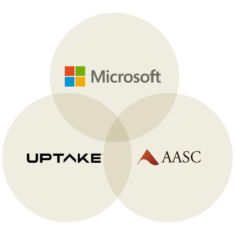 Microsoft UPTAKE AASC